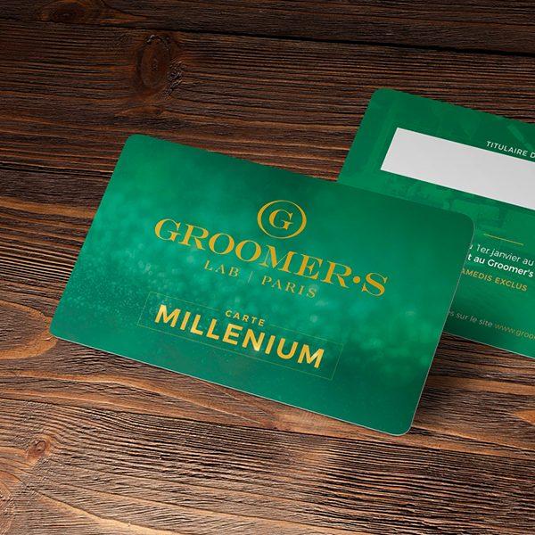 Forfait Millenium Illimite G-Lab Paris 3 Mois