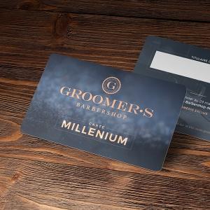 Forfait Millenium Illimite Groomer-s St-Denis et Arcueil 3 Mois